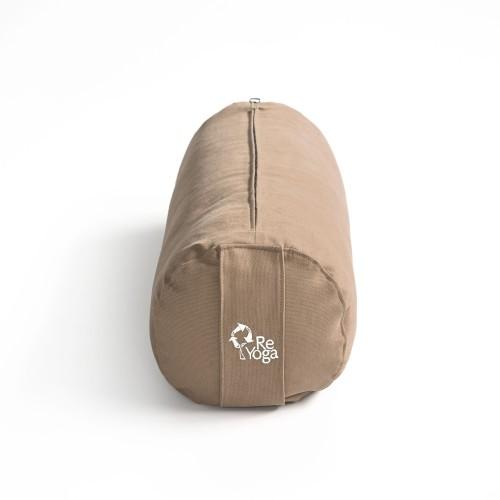 Cuscino Cilindrico Per Yoga.Cuscino Yoga Cilindrico Rebolster