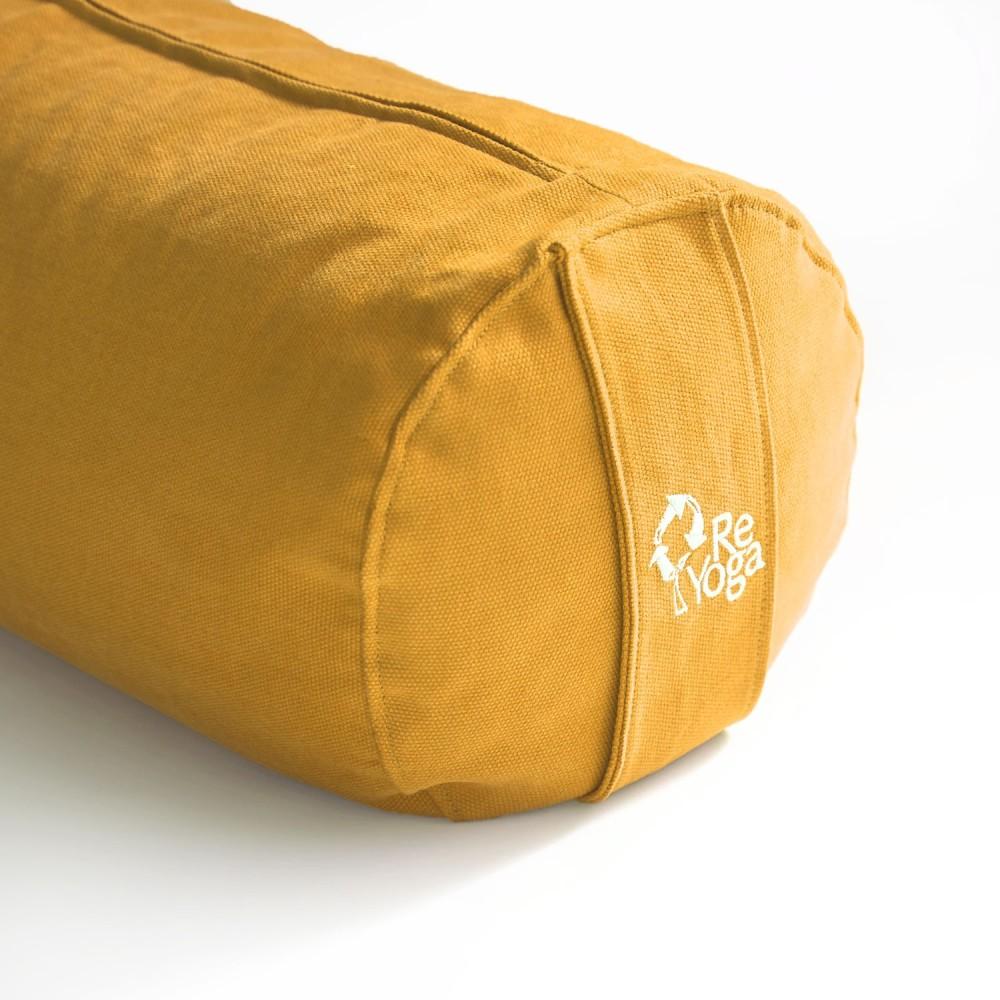 Cylindric Yoga Pillow ReBolster   ReYoga