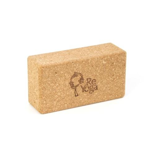Yoga Block in Sughero Riciclato - ReBlock