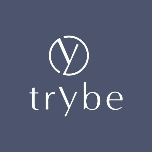 Trybe logo - Indigo