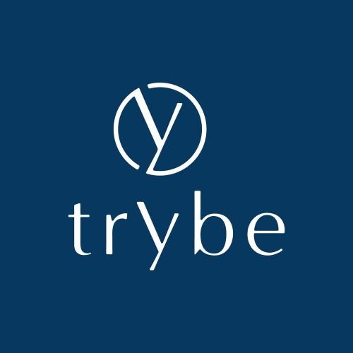Trybe logo - Blue