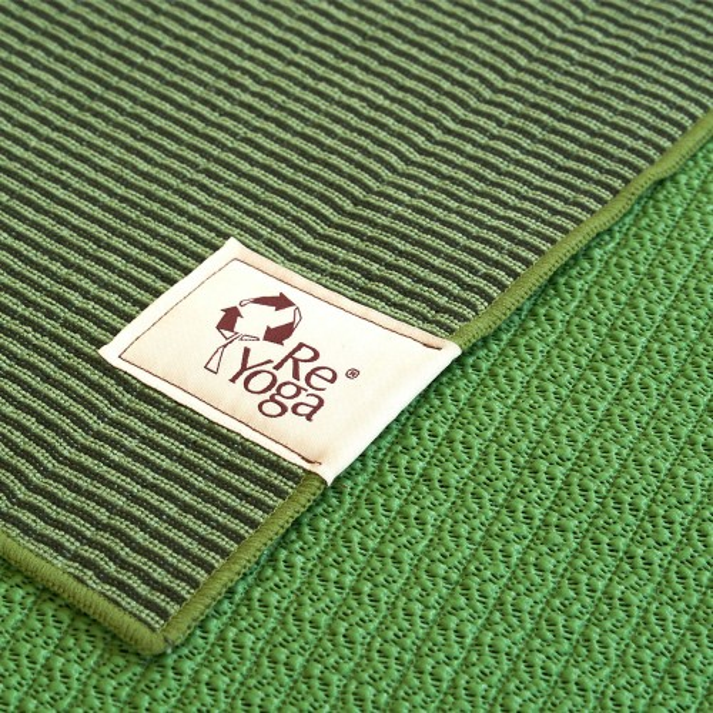 Yogamatte aus Bambus-Mikrofaser - Towel GRIPPY BOO   ReYoga