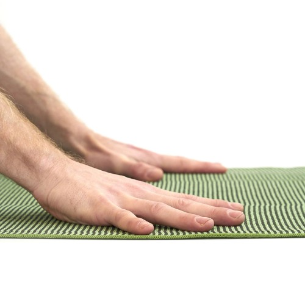 towel GRIPPY BOO - telo yoga in microfibra con antiscivolo | ReYoga