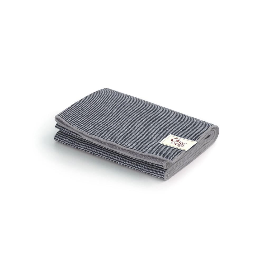 Foldable Microfiber Yoga Mat - Towel GRIPPY BOO