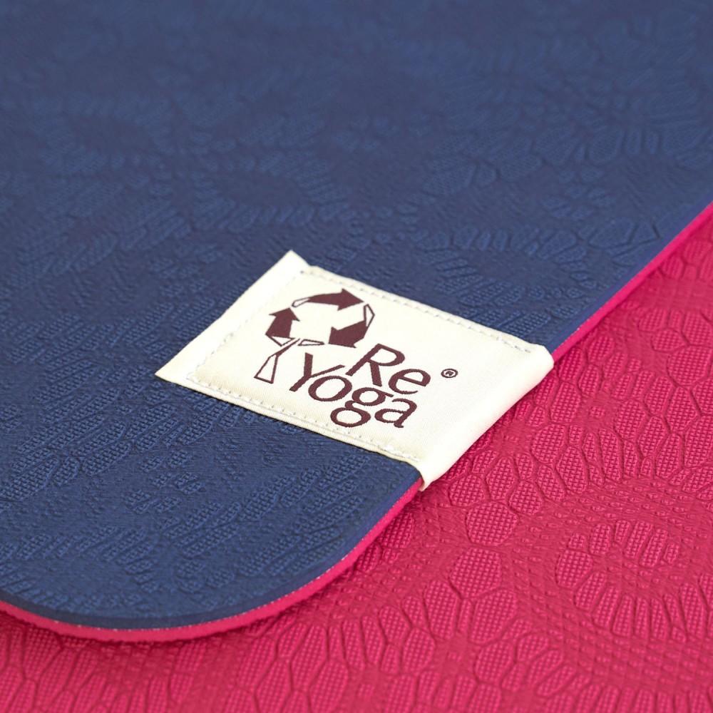 free SOFT 6 mm - tappetino yoga start e comfort | ReYoga